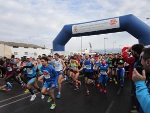 Halbmarathon Almeria