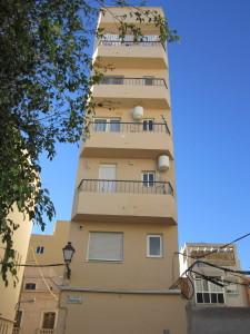 Städtebau in Almeria